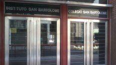 el colegio san bartolome tambien fue tocado muy de cerca por la tragedia de nueva york