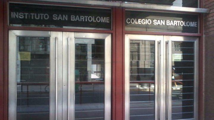 El Colegio San Bartolomé también fue tocado muy de cerca por la tragedia de Nueva York