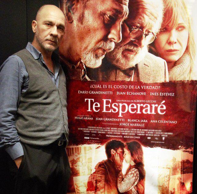 La quinta. Grandinetti filmó su película número cinco con Lecchi. Nos gustan las historias que contamos