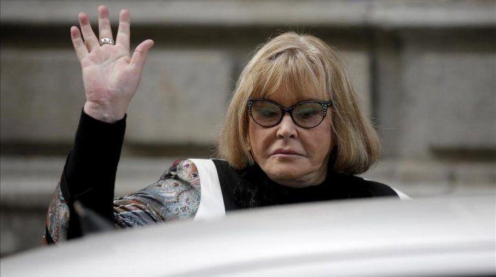 Muy profesional. La jueza federal sufrió un extraño robo el pasado sábado.