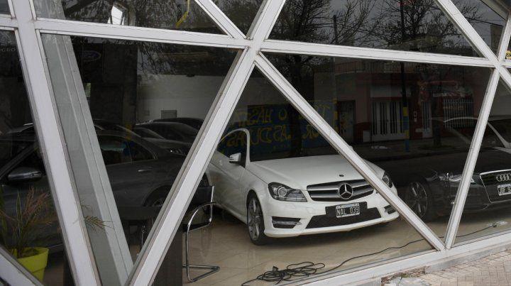 Se modera la suba de ventas de autos 0 Km