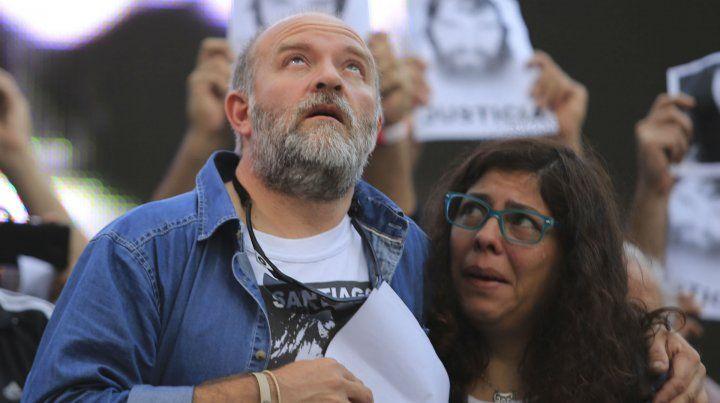 El hermano del artesano dijo en Plaza de Mayo que quieren cerrar la causa
