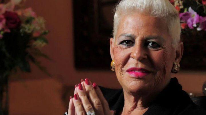 A los 72 años, murió María Martha Serra Lima que estaba internada en Miami