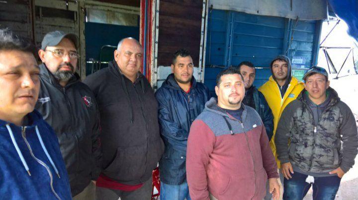 Los trabajadores