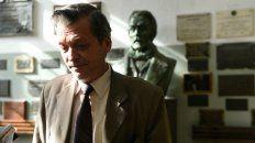 Ricardo Berlot, profesor de las víctimas de Nueva York.