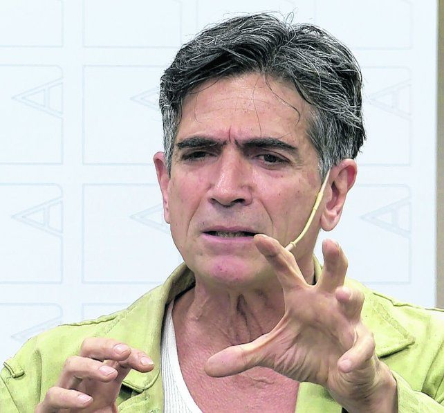 Pablo Cedrón. El artista fue actor