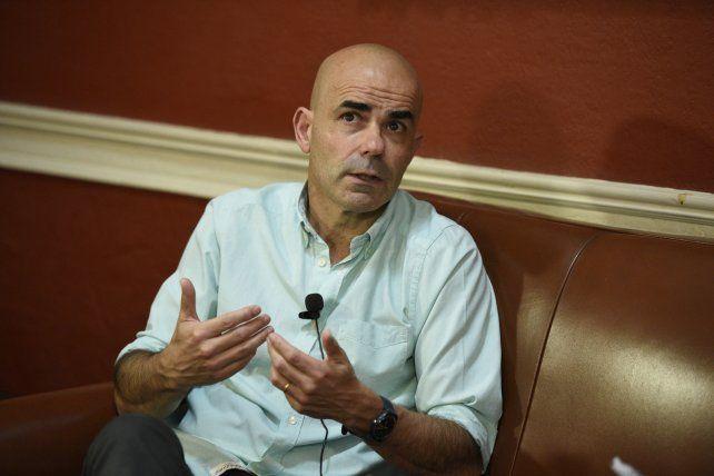 Sacheri aseguró que Fontanarrosa es de los mejores escritores argentinos del siglo XX