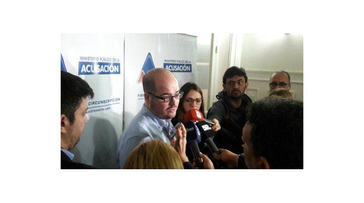 investigado. El fiscal de Delitos Económicos Sebastián Narvaja.