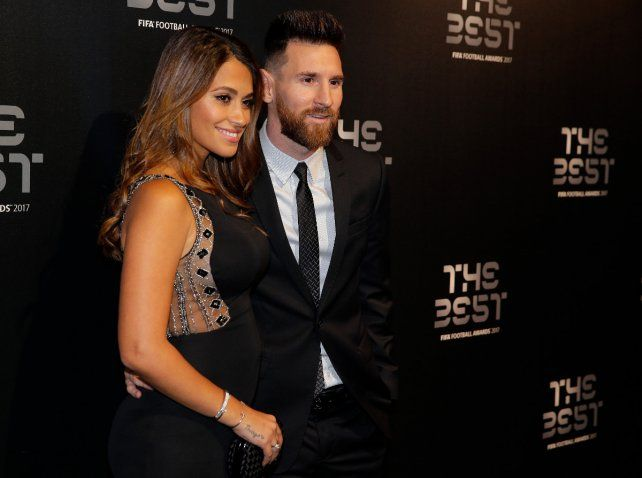 Lionel y Antonela esperan su tercer hijo para 2018.