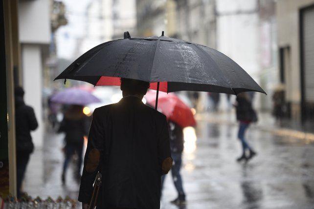 La mañana en Rosario se presentará con tiempo inestable.