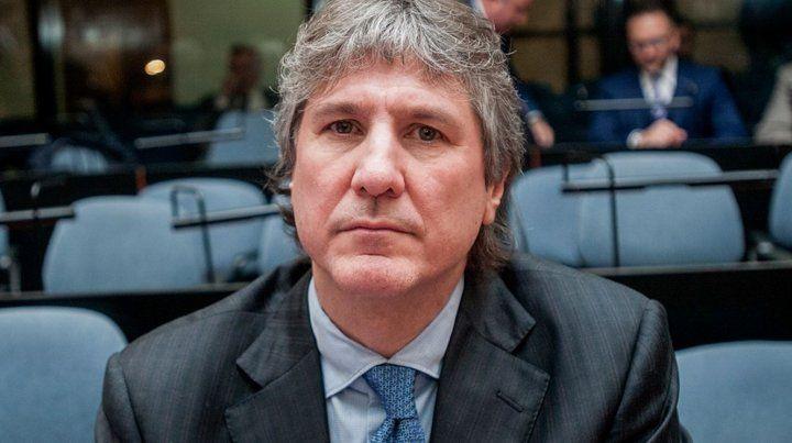 Detuvieron al exvicepresidente Amado Boudou acusado de enriquecimiento ilícito