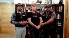 el video de la detencion de amado boudou en su departamento de puerto madero