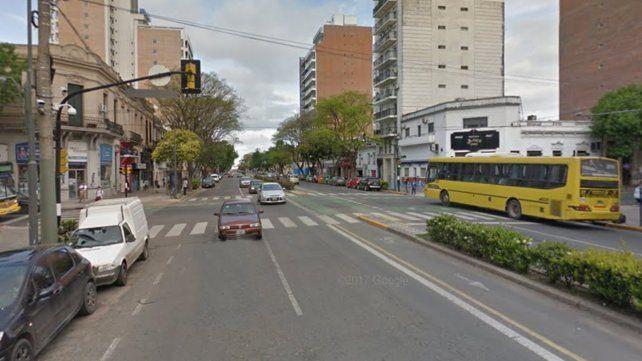 Joven involucrado en violento incidente sobre Pellegrini negó haber agredido a automovlista