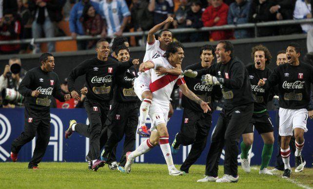 Perú se quedó sin una de sus figuras para el repechaje del Mundial por un control antidoping