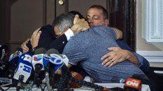 la conmovedora carta que leyeron los rosarinos sobrevivientes del atentado en nueva york