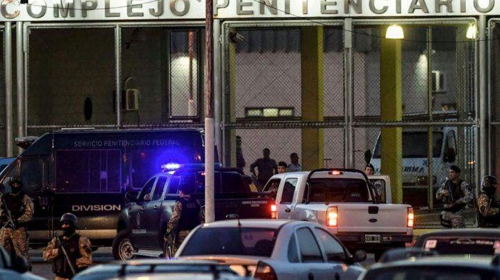 El juez le rechazó la excarcelación y Boudou ya está alojado en el Penal de Ezeiza