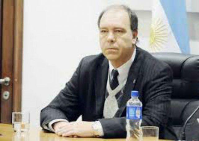 Juez. Hernán Postma llevó adelante la investigación del homicidio.