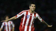 Carrera. Fabbro jugó en Boca, River y la selección paraguaya.