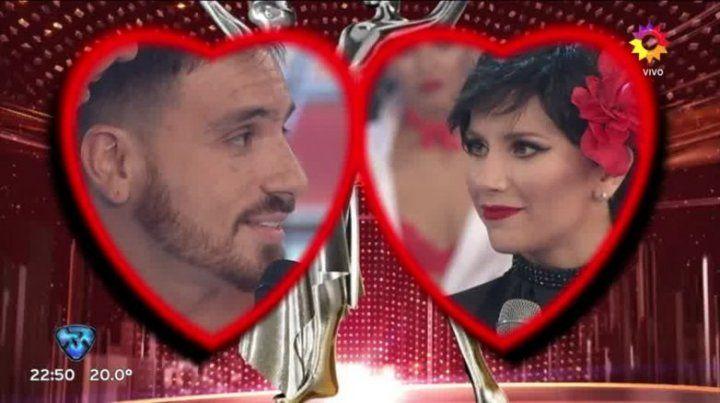 Fede Bal despejó todas las dudas sobre su fidelidad y le declaró todo su amor a Laurita Fernández