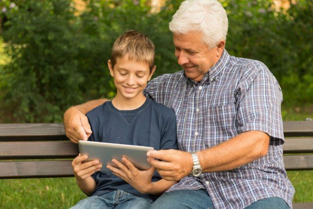 El plan de acompañamiento a adultos mayores se creó en la UBA