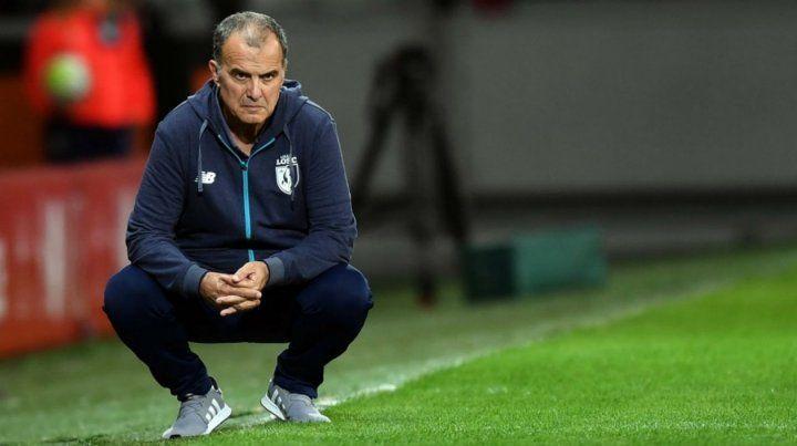 La prensa francesa asegura que Bielsa será despedido mañana si el Lille pierde ante el Metz