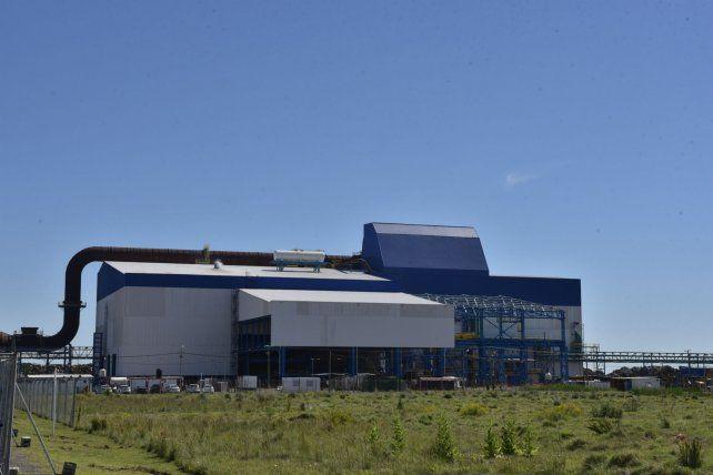 Puesta en marcha. La construcción de la nueva planta demandó una inversión de 232 millones de dólares.