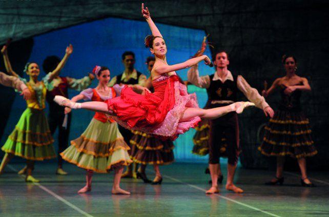 Suite de Don Quijote. Coreografía de los argentinos Silvia Bazilis y Raúl Candal.