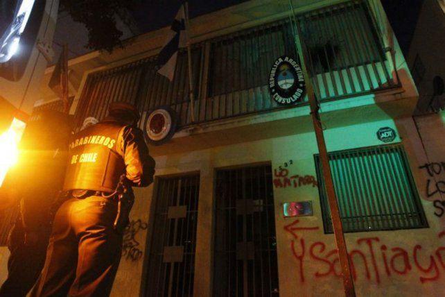 Manifestantes exigieron Justicia por el joven Santiago Maldonado.