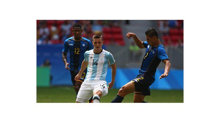 Lo Celso tendrá su primera vez con la selección mayor tras jugar con el equipo olímpico en Río 2016.