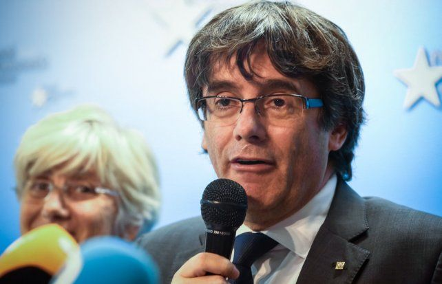 Puigdemont y sus consejeros tienen prohibido salir de Bélgica sin una autorización del juez.
