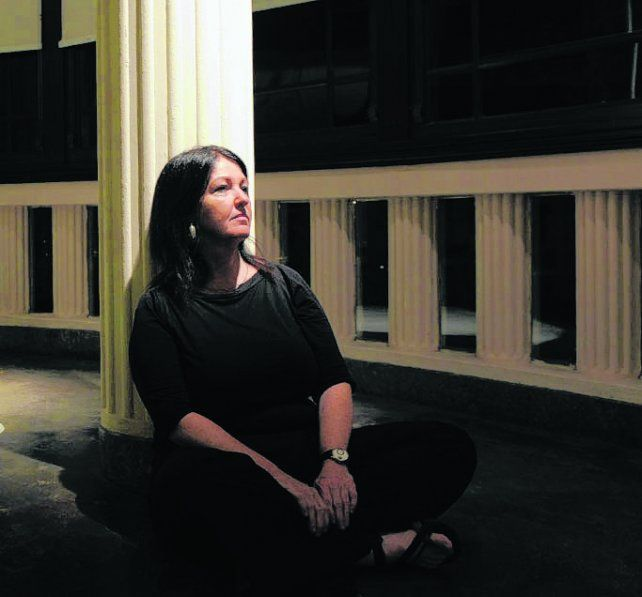 referente. La artista rosarina tuvo reconocimiento mundial.
