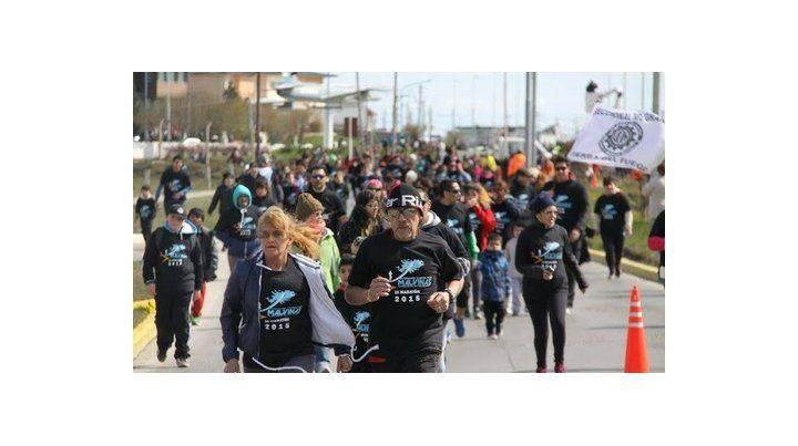río grande. El Maratón por Malvinas se corre todos los años en la ciudad.