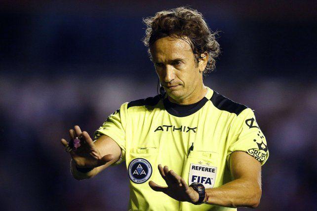 Beligoy será el árbitro de la semi entre Central y Atlético Tucumán por la Copa Argentina
