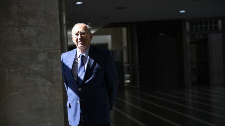 El ex juez Jorge Peyrano