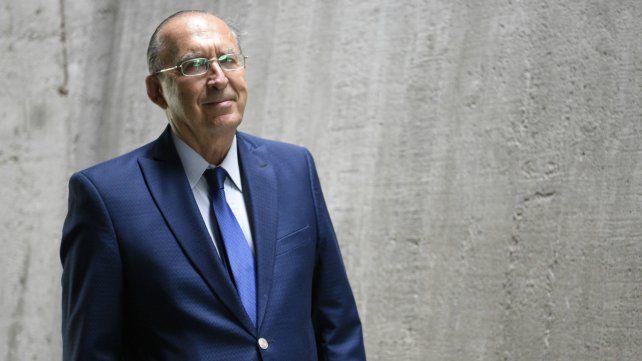 <p>El ex juez Jorge Peyrano, uno de los redactores de las bases.</p>