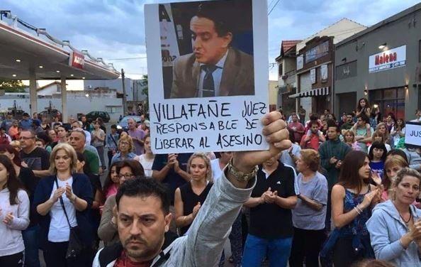 El procurador investigará si el juez Villafañe dio libertad al presunto asesino de Abril Bogado