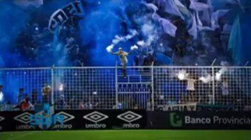 el polemico video motivacional de atletico tucuman