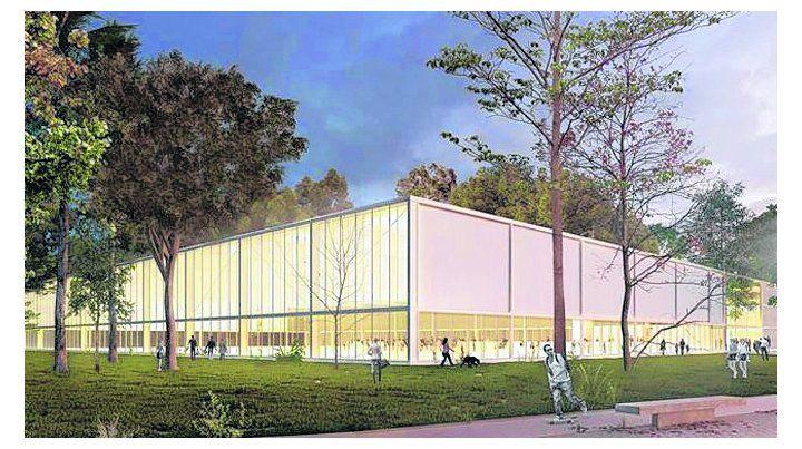 Nueva sede para el Isef. Se ubicará entre el hipódromo y Ovidio Lagos.