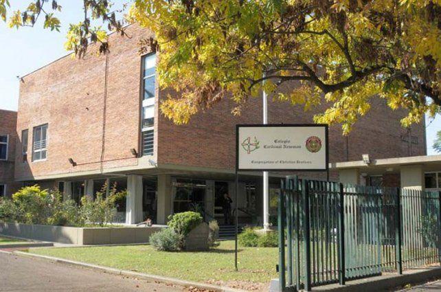 La expulsión en el colegio Cardenal Newman no estaría vinculada a un caso de abuso sexual sino a otro tipo de conductas