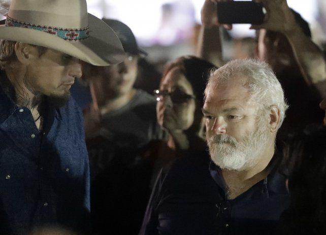 El héroe que enfrentó al atacante en Texas