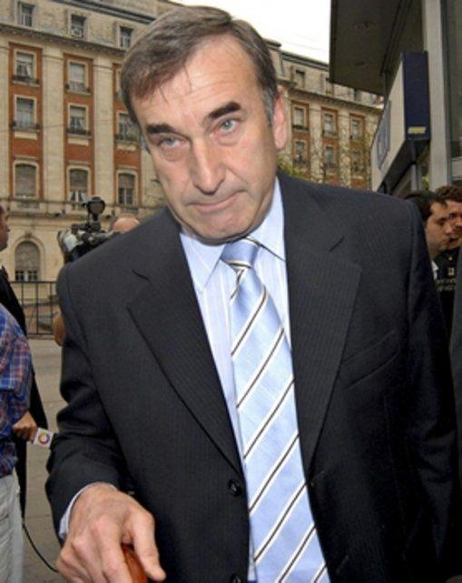 El represor Luis Abelardo Patti.