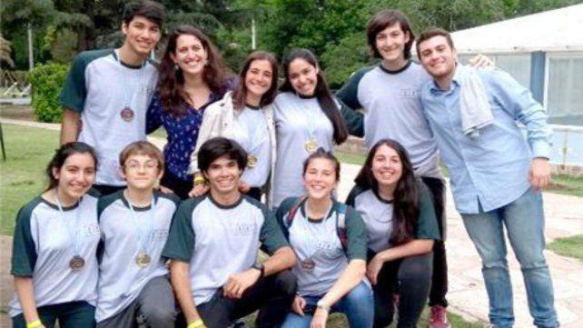Medallas al por mayor en química para alumnos santafesinos