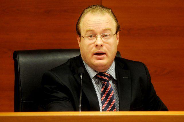 El juez Nicolás Falkenberg se refirió a los audios que lo tienen como protagonista al ministro Maximiliano Pullaro.