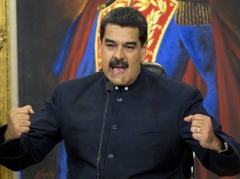 Sanción. A los funcionarios de Maduro le bloquearon activos en EEUU.