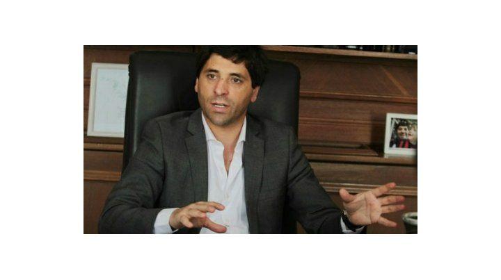Confiado. Sebastián García de Luca