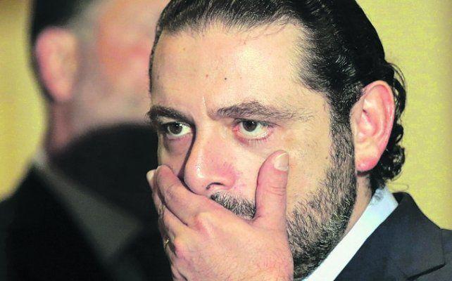 ¿Detenido? Saad Hariri es un referente de la colectividad sunita libanesa.