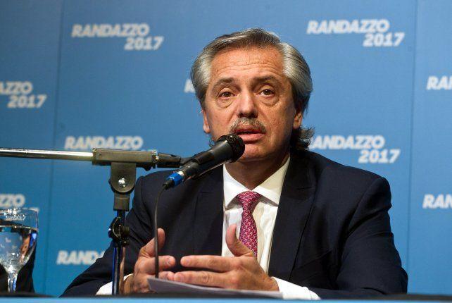 Alberto Fernández reconoció que con De Vido no tenía buena relación en el Gobierno