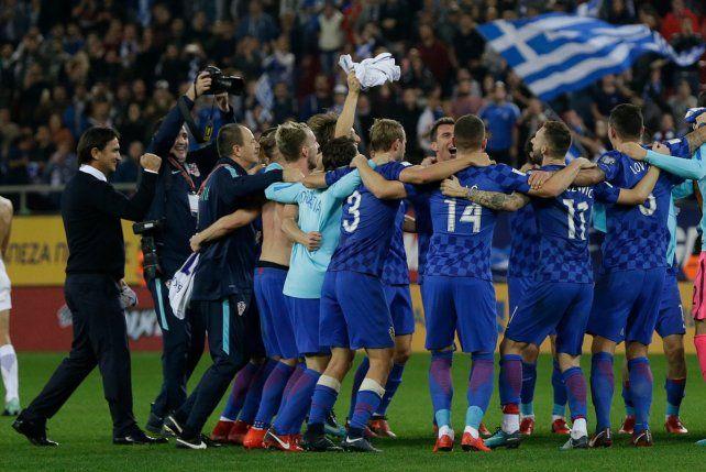 La selección croata había ganado 4 a 1 en la ida. Jugará su quinto Mundial; a todos clasificó a través del repechaje.