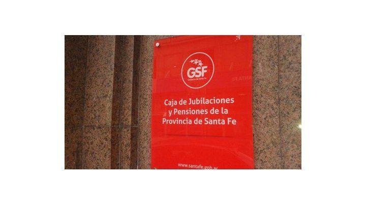 Sede de la Caja de Jubilaciones y Pensiones de Santa Fe.