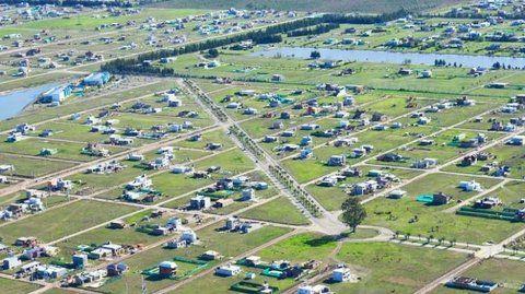 Cada vez menos zonas rurales. Notorio crecimiento de urbanizaciones de las periferias del Gran Rosario.